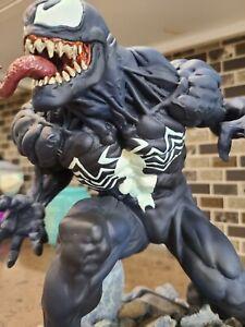 Kotobukiya Marvel Venom Unbound Fine Arts Statue. Comes with art box