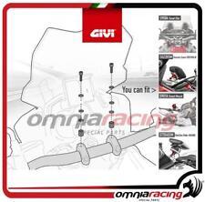 Givi 04SKIT kit à monter Smart Bar S900A/monter S901A Triumph Speed Triple 1050