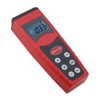 Digital LCD Handheld Length Distance Measure Laser Ultrasonic Range Finder
