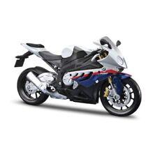 Modellini statici di moto e quad BMW pressofuso per BMW
