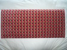 New Double Headboard - Kirkby London Underground Fabric - Piccadilly Train Line