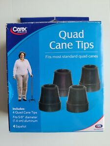Carex Quad Cand Tips - Set of 4 - Brand New