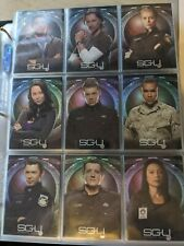 STARGATE HEROES - TRADING CARDS - UNIVERSE