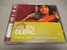 "CD ""JULIEN CLERC : L'ESSENTIEL, VOLUME 1"" best of"