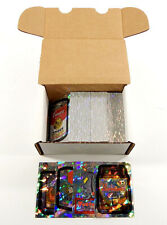 2014 Topps Wacky Packages Chrome Atomic Refractors Complete Set (110) Avg Nm/Mt