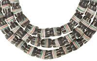 Glass Trade Beads recycled African powderglass beads Krobo Ghana necklace new