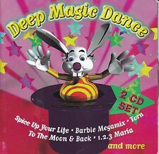 DEEP MAGIC DANCE Various CD
