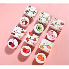 Lip Balm Moisture Fruit Flavor Temperature Changed Color Long Lasting Lipstick