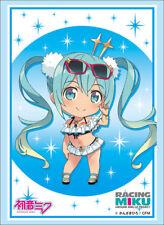 Vocaloid Racing Miku 2018 Thailand Nendoroid Card Character Sleeves HG Vol.1705