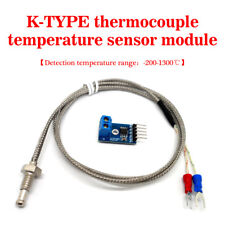 K-type Thermocouple Temperature Sensor Module Kit MAX6675