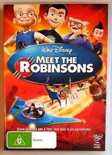 Meet The Robinsons (Walt Disney Pictures) DVD (Region 4)