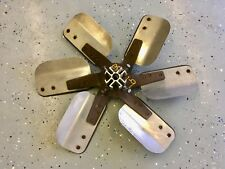 Small Block Chevrolet 305/350/400 Aftermarket Solid Fan Chevy Demo Derby 305 350