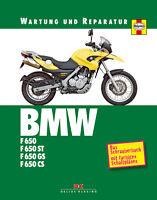 BMW F-650 ST GS Reparaturanleitung Reparaturbuch Reparatur-Handbuch Schaltplan