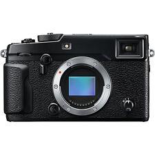 Neu Fujifilm X-Pro 2 XPro 2 Digital Camera Body Only - Black schwarz