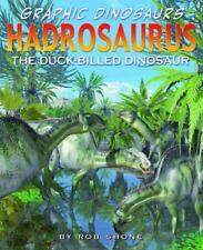 Hadrosaurus : The Duck-Billed Dinosaur by Rob Shone