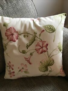 """REDUCED Ashley Wilde Henley Summer Fabric 17"""" D/ Sided Cushion Cover Design"""