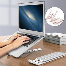 Adjustable Laptop Stand Tablet Holder Desk Riser Folding Laptop Stand UK