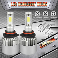 9006 HB4 2200W 300000LM LED Headlight Kit High/Low Beam Bulb Xenon 6000K Power