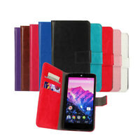 For LG Nexus 5 Flip Magnetic Leather Pouch Card Holder Stand Wallet Case Cover