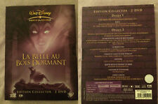 La Belle au Bois Dormant Edition Collector (2 dvd) - Disney (niente italiano)