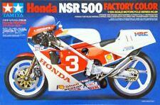 Tamiya honda nsr 500 Fábrica Color 1/12 Escala Kit #14099
