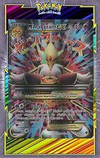 M Alakazam EX FA-XY10:Impact des Destins-118/124-Carte Pokemon Neuve Française