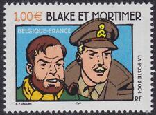 2004 FRANCE N°3670**  Blake et Mortimer (Bandes dessinées Edgar-Pierre Jacobs)