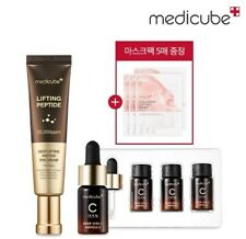 Medicube Deep Vita C Ampoule Lifting Peptide Eye Cream for Face Mask 5ps Set