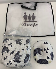 Borje New Design 45°Angle Newborn Breastfeeding Adjustable Pillow Baby-Marks