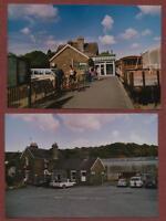 Devon. Torrington Railway Station.  27.09.2003    photographs QV.435