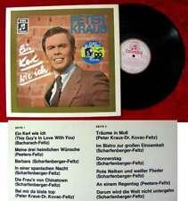 LP Peter Kraus: Ein Kerl wie ich (Columbia SMC 74 452) 1968