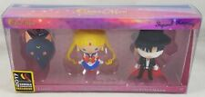 Sailor Moon Luna, Sailor Moon & Tuxedo Mask Keychain Set 2017 Summer Convention
