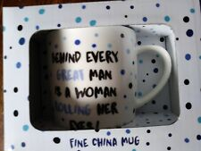 The leonardo collection fine china mug new
