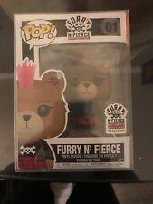 Funko Pop! #01 Furry N' Fierce (Hot Topic/Build A Bear Exclusive)