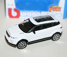 Burago-Land Rover LRX 2010 (Evoque) Blanco - 'STREET Fuego Modelo 1:43