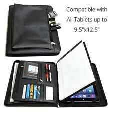 Portfolio Leather Business iPad 2 3 4 Air Tablet Inch iGear New FREE SHIPPING