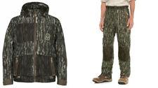 Hard Core Quad Finisher Jacket Mossy Oak Bottomland Camo Size XL