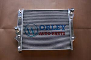 3ROW Aluminum radiator for Jaguar 4.2 3.0 S-Type/Super V8/Vanden Plas/XJR XF XJ8