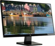 """Brand New HP - 27w 27"""" IPS LED FHD Monitor - Black Onyx"""