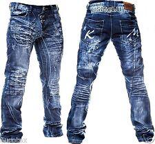 . 080-Size w36 l32 Kosmo Lupo Jeans Pants Pantalons Jeans Pantalon Pantalon