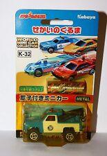 Majorette Kabaya Serie Japon (From Japan) 1/62 Chevrolet Depanneuse JAF RARE