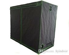 Superb Quality Hydropnic Greenhouse Grow Tent Room 600D Mylar Kit 240x120x200