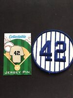 New York Yankees Mariano Rivera lapel pin/patch-Retro Bronx Bomber Collectables