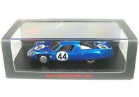 Alpine A210 No.44 24H LeMans 1966 (J. Cheinisse - R.de Lageneste)