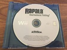 Rapala Tournament Fishing (Nintendo Wii, 2006)