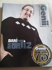 Vintage Genii Magazine Dani Da Ortiz Issue 2011