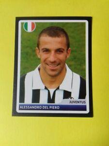 Alessandro DEL PIERO Champions League 2006-2007 PANINI
