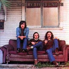 Crosby, Stills & Nash  'couch album' (CD, Aug-1994, Atlantic (Label))