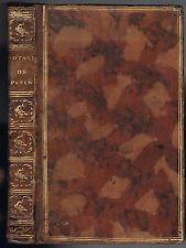 RELATIONS HISTORIQUES & CURIEUSES de VOYAGES de Charles PATIN Bohème Suisse 1695
