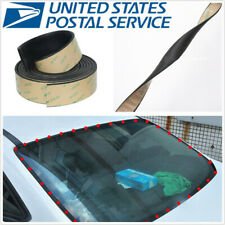 5M 20mm Sealed Strip Sealing Rubber Kit For Car SUV Windshield Triangular Window